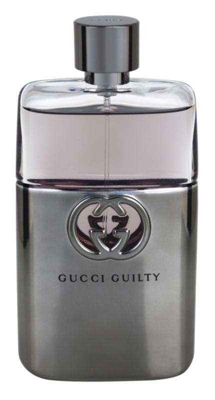 Gucci Guilty Pour Homme eau de toilette férfiaknak 150 ml