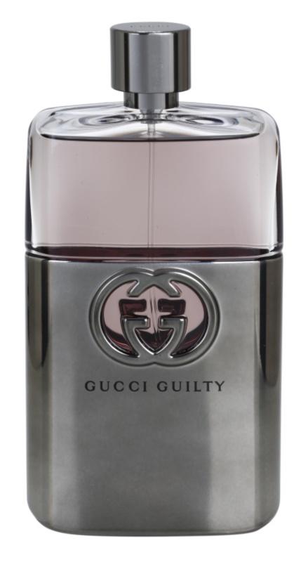 Gucci Guilty Pour Homme Eau de Toilette for Men 90 ml