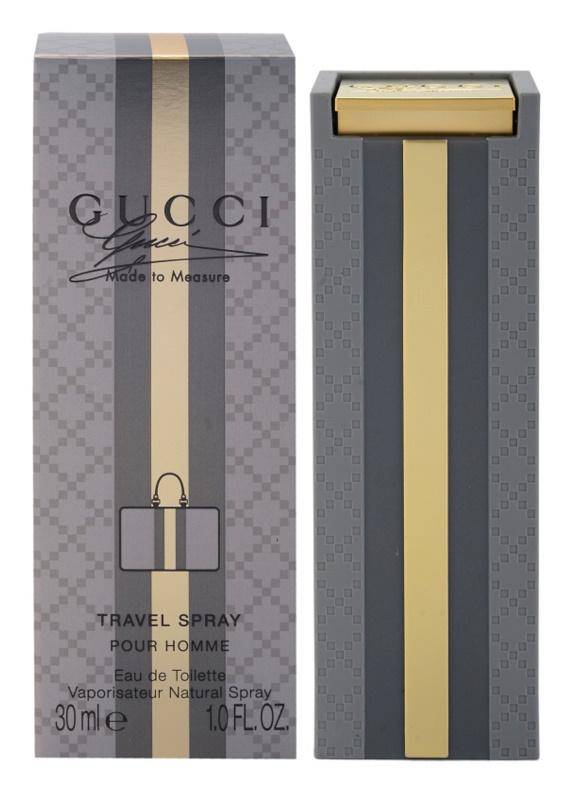 Gucci Made to Measure toaletna voda za moške 30 ml