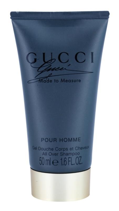 Gucci Made to Measure żel pod prysznic dla mężczyzn 50 ml bez pudełka