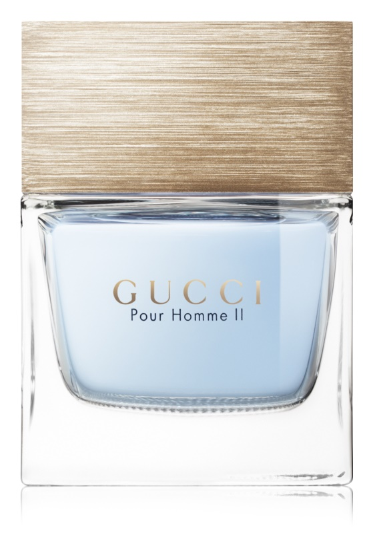 Gucci Pour Homme II Eau de Toilette para homens 100 ml