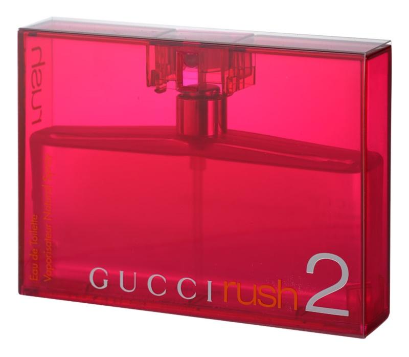 Gucci Rush2 toaletní voda pro ženy 1