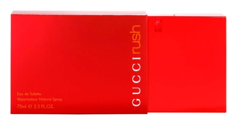 Gucci Rush Eau de Toilette Damen 75 ml