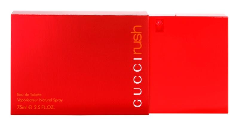 Gucci Rush woda toaletowa dla kobiet 75 ml