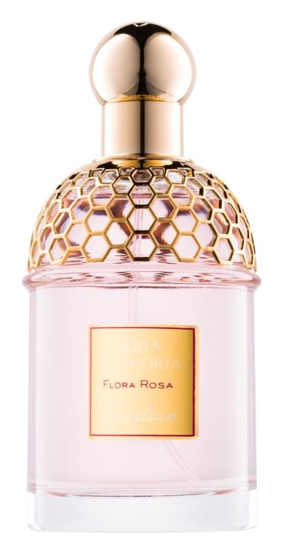 Guerlain Aqua Allegoria Flora Rosa Eau de Toilette voor Vrouwen  100 ml