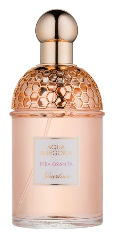 Guerlain Aqua Allegoria Pera Granita Eau de Toilette voor Vrouwen  125 ml