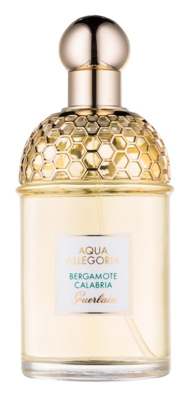 Guerlain Aqua Allegoria Bergamote Calabria toaletna voda uniseks 125 ml