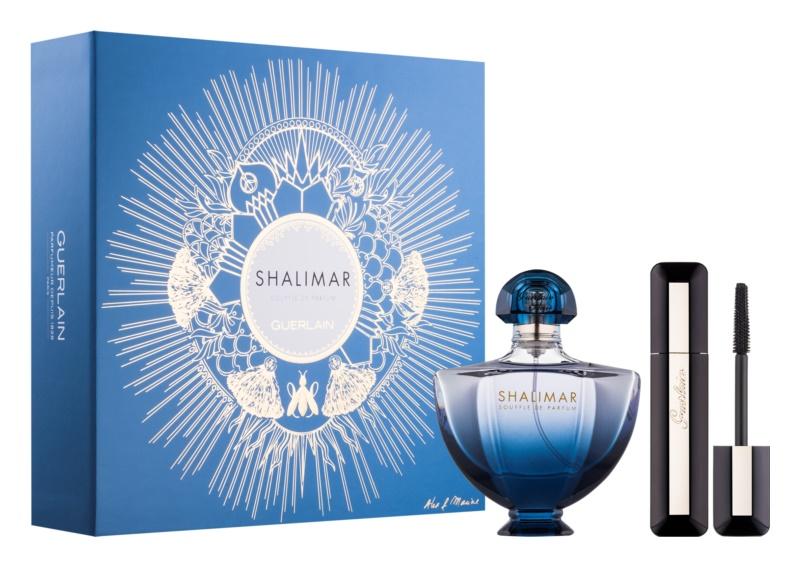 Guerlain Shalimar Souffle de Parfum darčeková sada