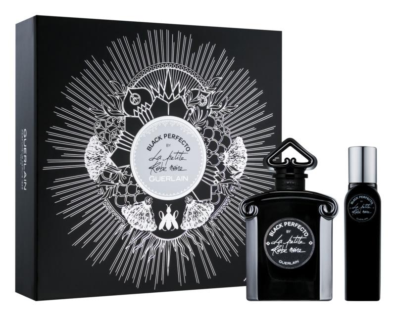 Guerlain La Petite Robe Noire Black Perfecto set cadou I.
