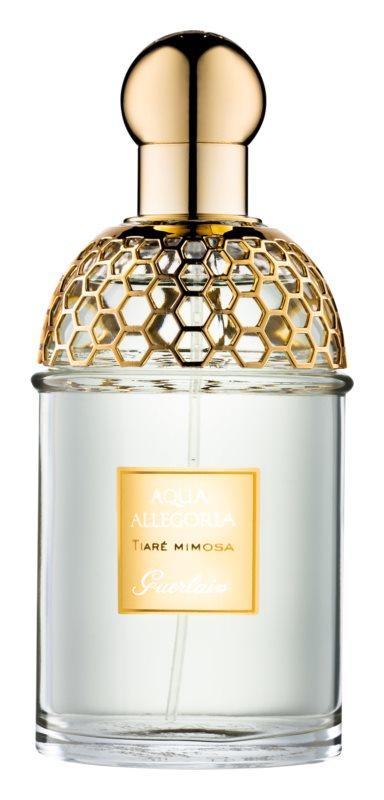 Guerlain Aqua Allegoria Tiare Mimosa Eau de Toilette voor Vrouwen  125 ml