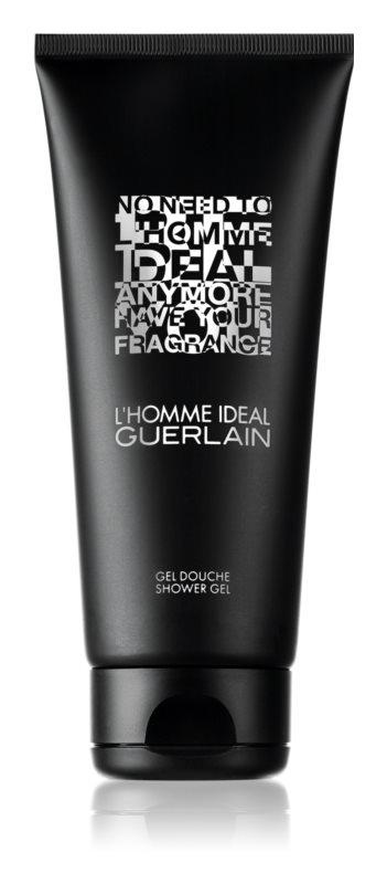 Guerlain L'Homme Ideal Shower Gel for Men 200 ml