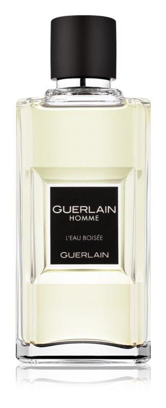 Guerlain Homme L'Eau Boisée Eau de Toilette for Men 100 ml