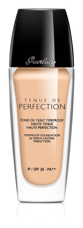 Guerlain Tenue de Perfection dlouhotrvající make-up SPF 20