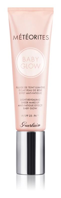 Guerlain Météorites Baby Glow ľahký make-up s rozjasňujúcim účinkom