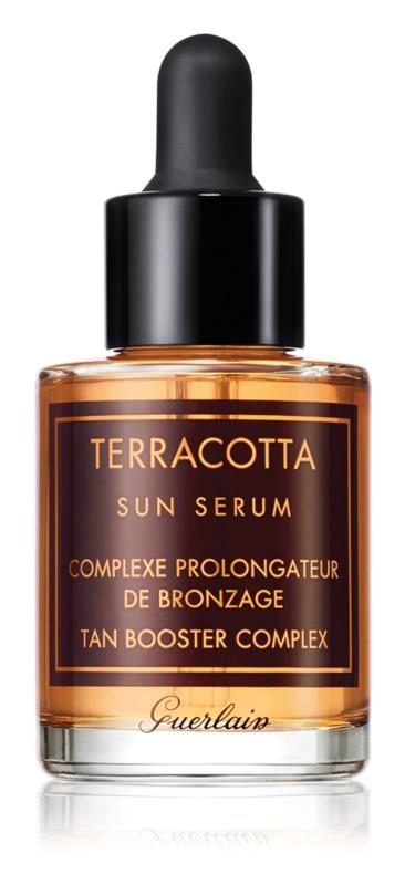 Guerlain Terracotta Sun Serum Serum voor Verlenging van Bruining  voor Lichaam en Gezicht