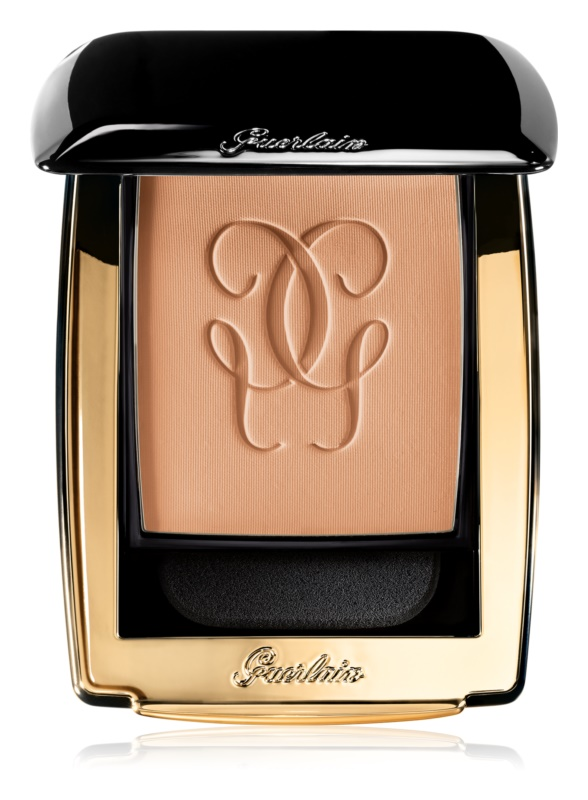 Guerlain Parure Gold kompaktný púdrový make-up SPF 15