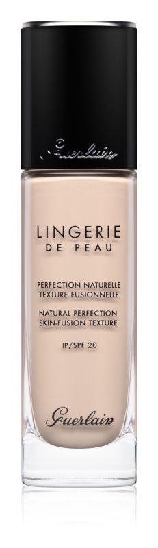 Guerlain Lingerie de Peau make-up pro přirozený vzhled SPF 20