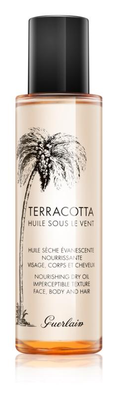 Guerlain Terracotta Huile Sous Le Vent vyživujíci suchý olej pro podporu opálení
