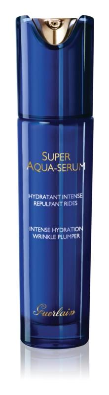 Guerlain Super Aqua intenzivně hydratační pleťové sérum proti vráskám