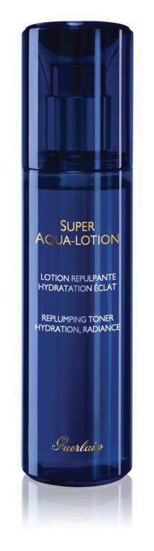 Guerlain Super Aqua tonikum pre intenzívnu hydratáciu pleti