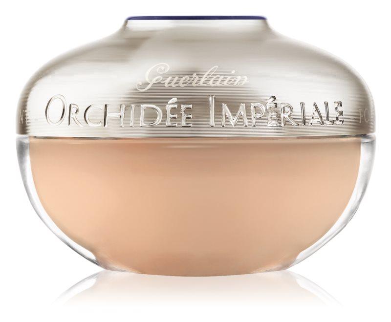 Guerlain Orchidée Impériale zdokonaľujúci make-up SPF 25