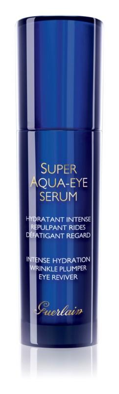 Guerlain Super Aqua Augenserum gegen Schwellungen und Augenringe