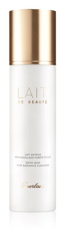 Guerlain Beauty bőrvilágosító szemfestéklemosó tej