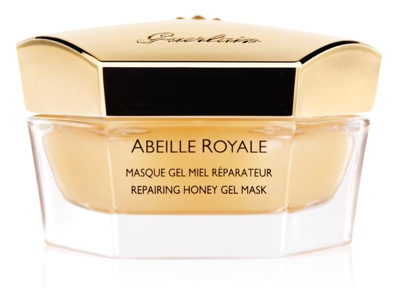Guerlain Abeille Royale възстановяваща гел маска с мед