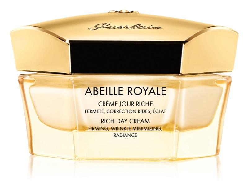Guerlain Abeille Royale crema nutritiva antiarrugas  con efecto reafirmante