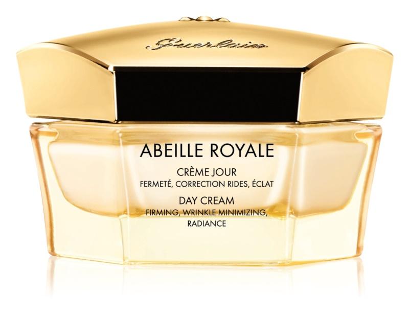 Guerlain Abeille Royale denný spevňujúci a protivráskový krém