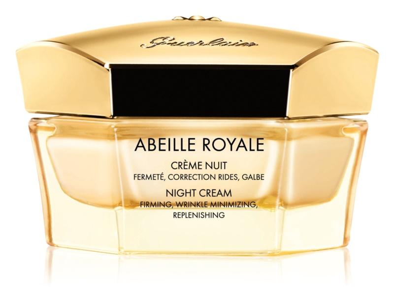 Guerlain Abeille Royale noční zpevňující a protivráskový krém