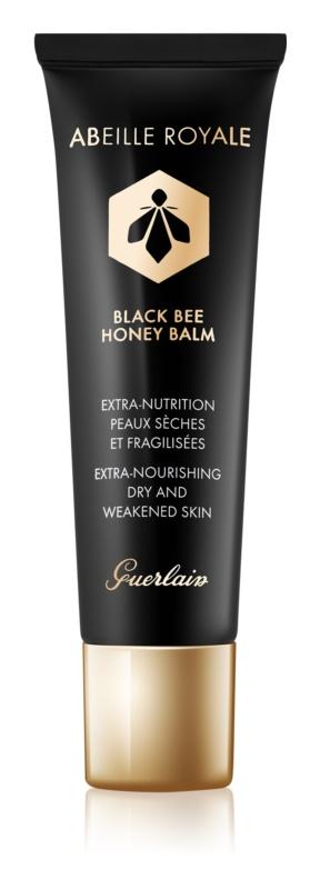 Guerlain Abeille Royale Black Bee Honey Balm vyživující balzám pro suchou a oslabenou pleť