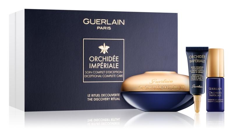 Guerlain Orchidée Impériale kosmetická sada