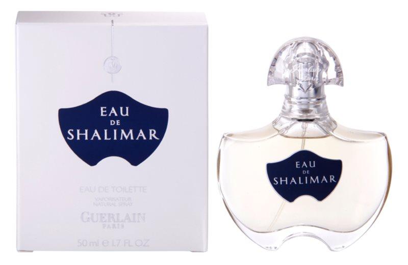Guerlain Eau de Shalimar toaletní voda pro ženy 50 ml