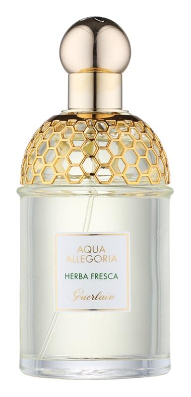 Guerlain Aqua Allegoria Herba Fresca toaletna voda uniseks 125 ml