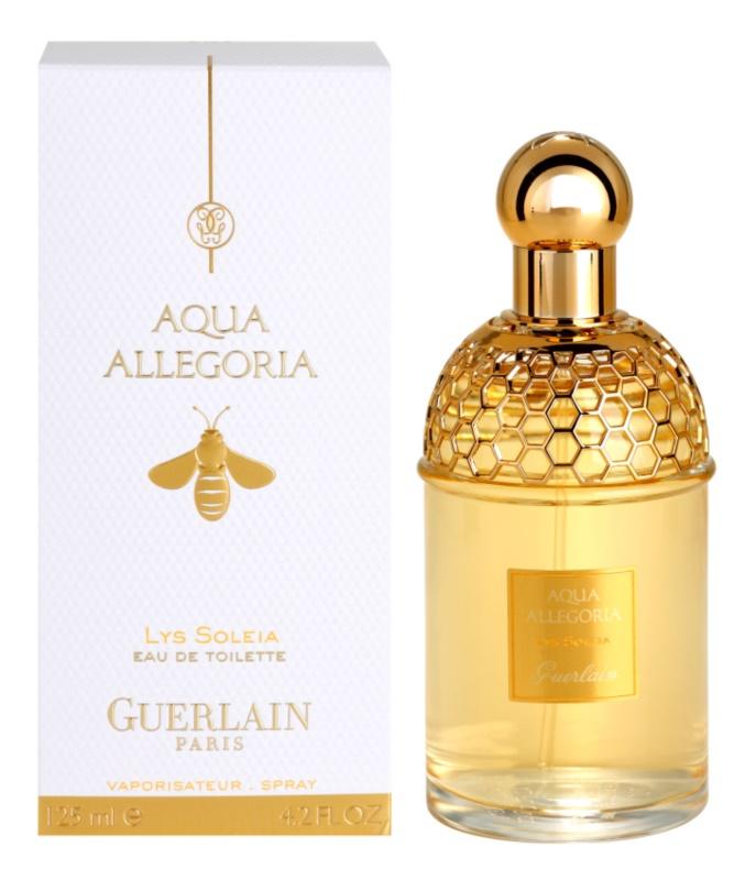 Guerlain Aqua Allegoria Lys Soleia eau de toilette pentru femei 125 ml