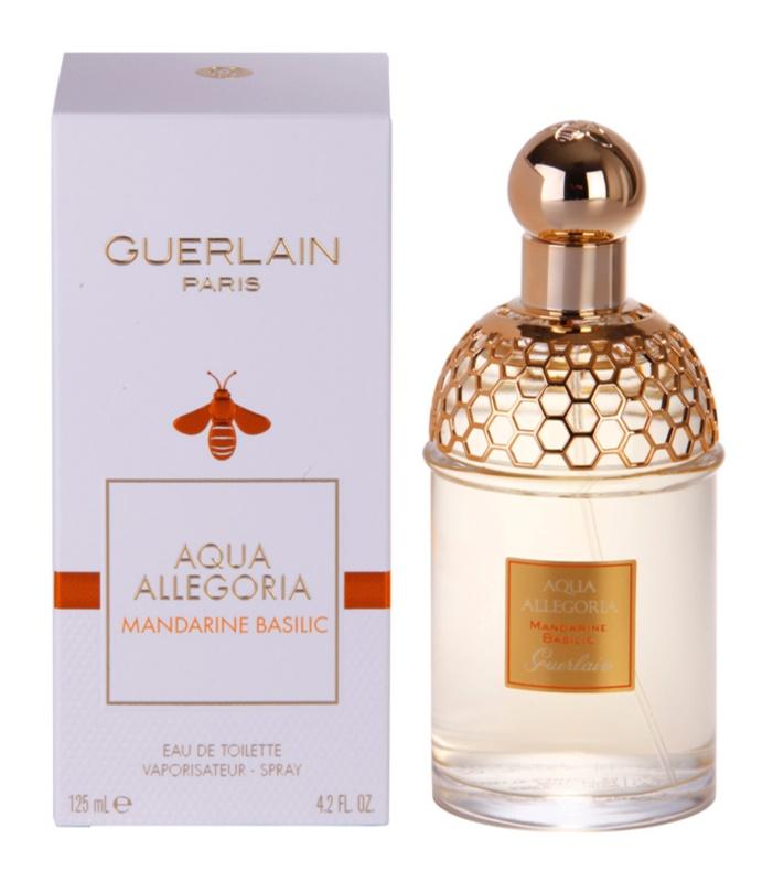 Guerlain Aqua Allegoria Mandarine Basilic Eau de Toilette voor Vrouwen  125 ml