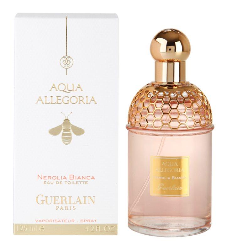 Guerlain Aqua Allegoria Nerolia Bianca toaletní voda pro ženy 125 ml
