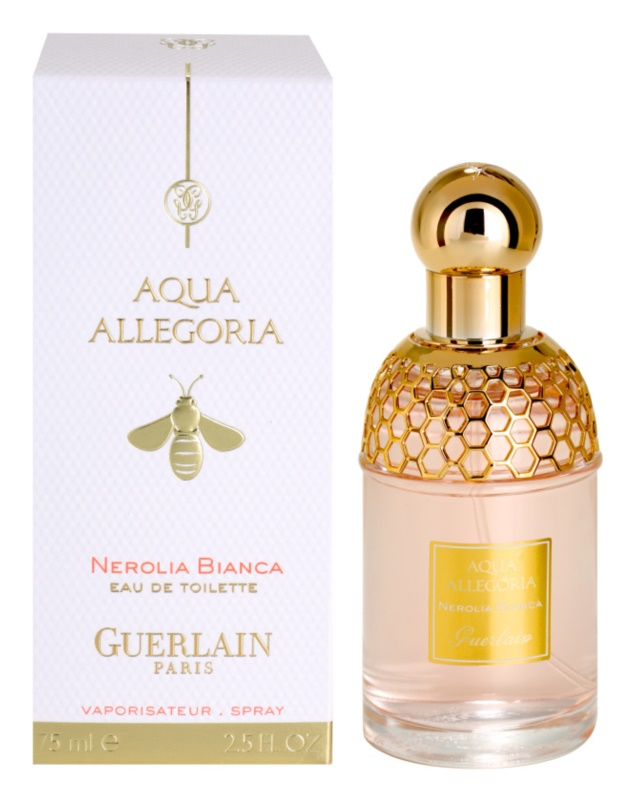 Guerlain Aqua Allegoria Nerolia Bianca eau de toilette pour femme 75 ml