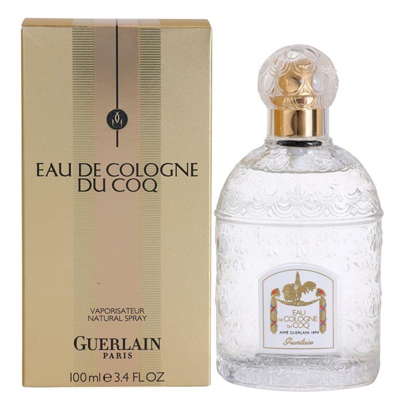 Guerlain Eau de Cologne du Coq Eau de Cologne para homens 100 ml
