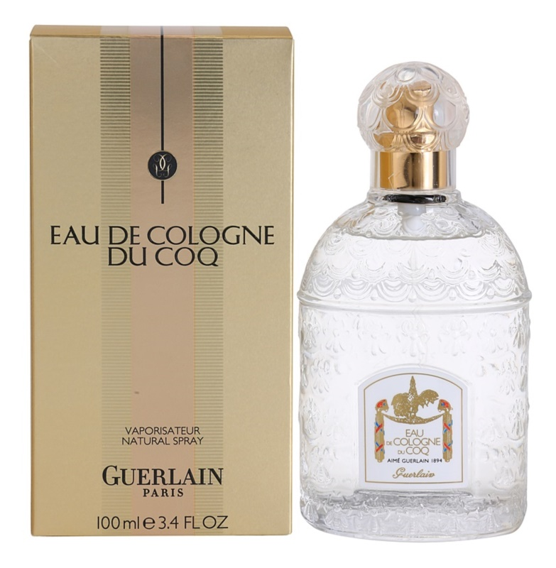 Guerlain Eau de Cologne du Coq kolínská voda pro muže 100 ml