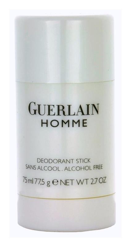 Guerlain Guerlain Homme dezodorant w sztyfcie dla mężczyzn 75 ml