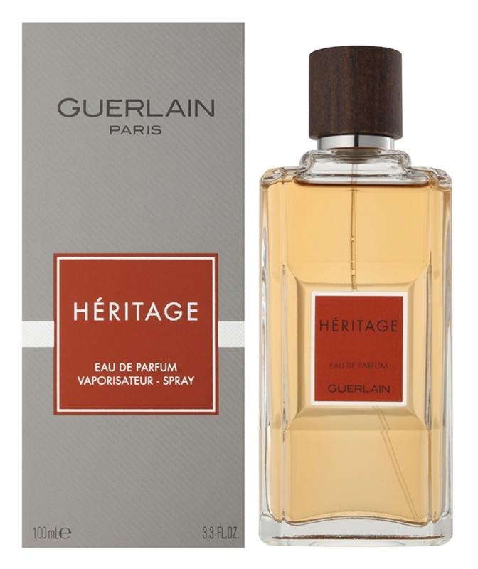 Guerlain Héritage Parfumovaná voda pre mužov 100 ml