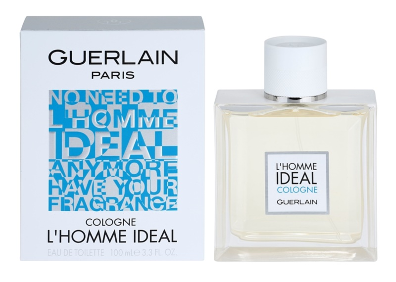 Guerlain L'Homme Ideal Cologne eau de toilette pentru barbati 100 ml