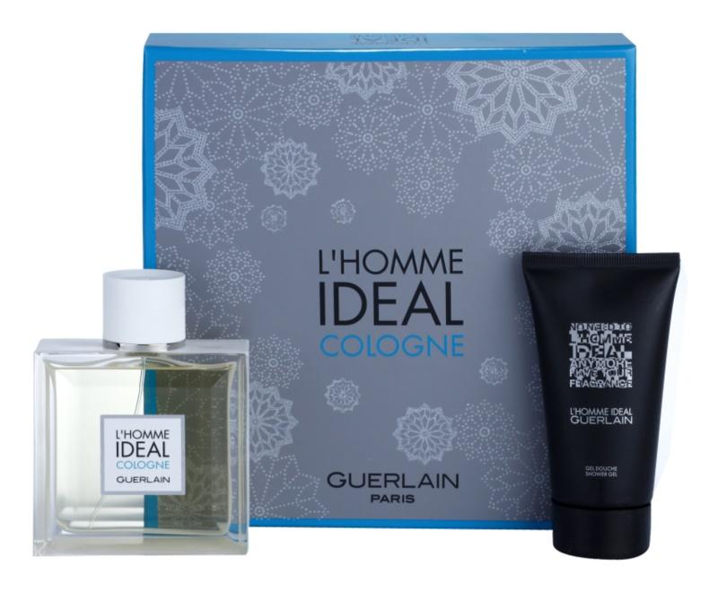 Guerlain L'Homme Ideal Cologne darčeková sada III.