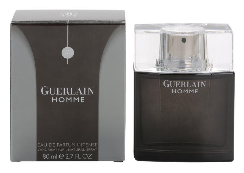 Guerlain Homme Intense Eau de Parfum für Herren 80 ml