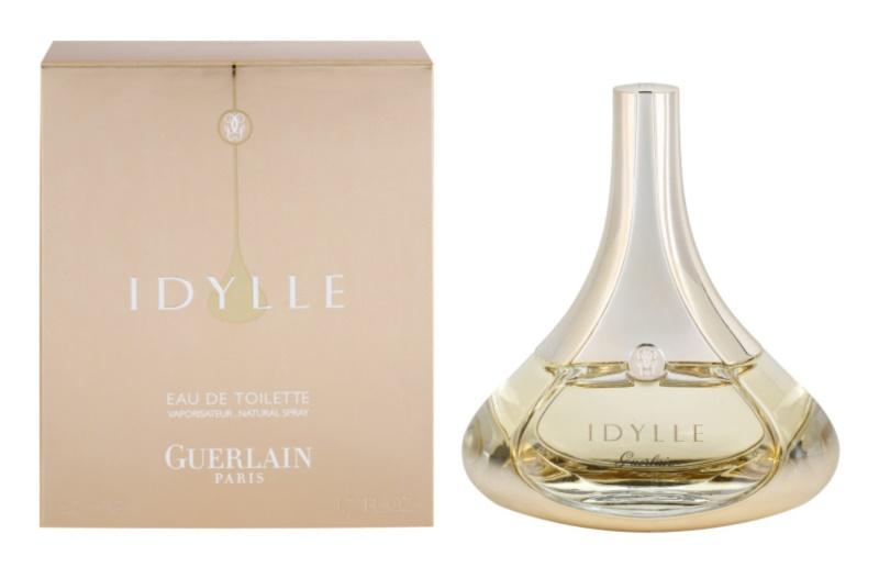 Guerlain Idylle eau de toilette pentru femei 50 ml
