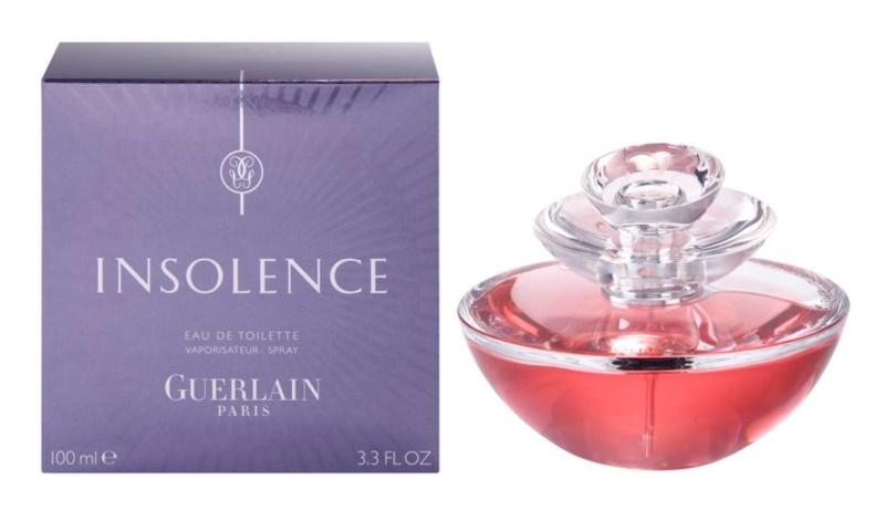 Guerlain Insolence Eau de Toilette para mulheres 100 ml