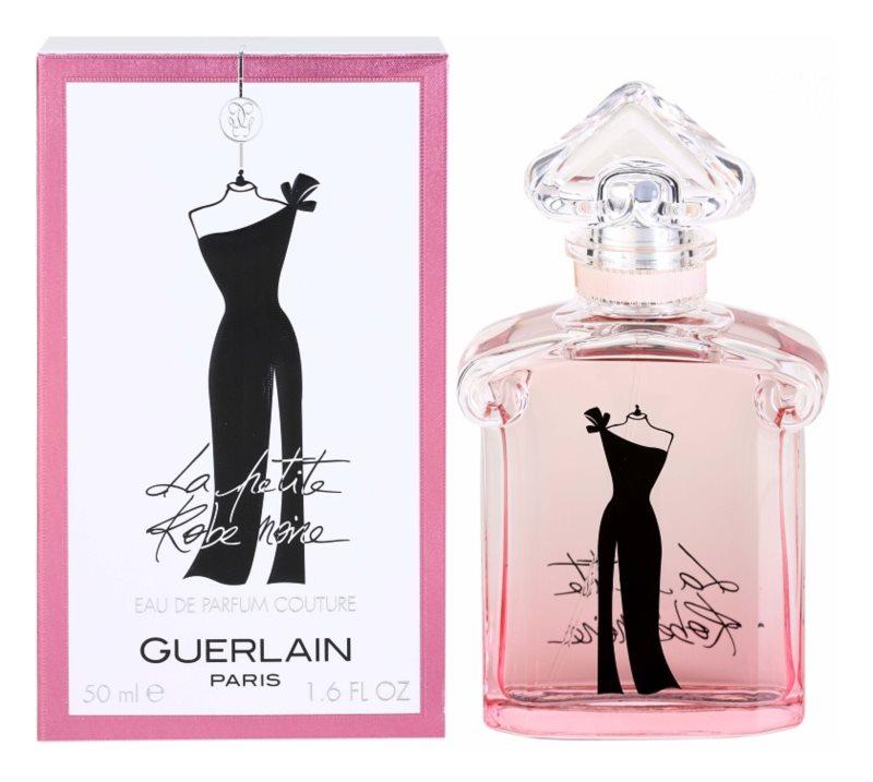 Guerlain La Petite Robe Noire Couture eau de parfum pentru femei 50 ml