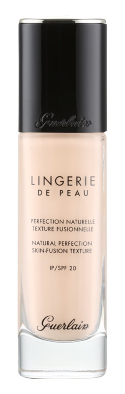 Guerlain Lingerie de Peau make-up pre prirodzený vzhľad SPF 20